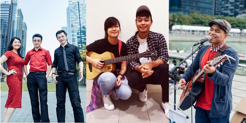 Their music once filled the streets: Singaporean buskers look back on what they miss about busking in a COVID-19 world