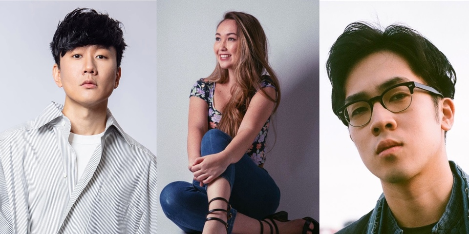 Get To Know The Artists Releasing New Music This Weekend: JJ Lin, Charlie Lim, ANDREAH, and more