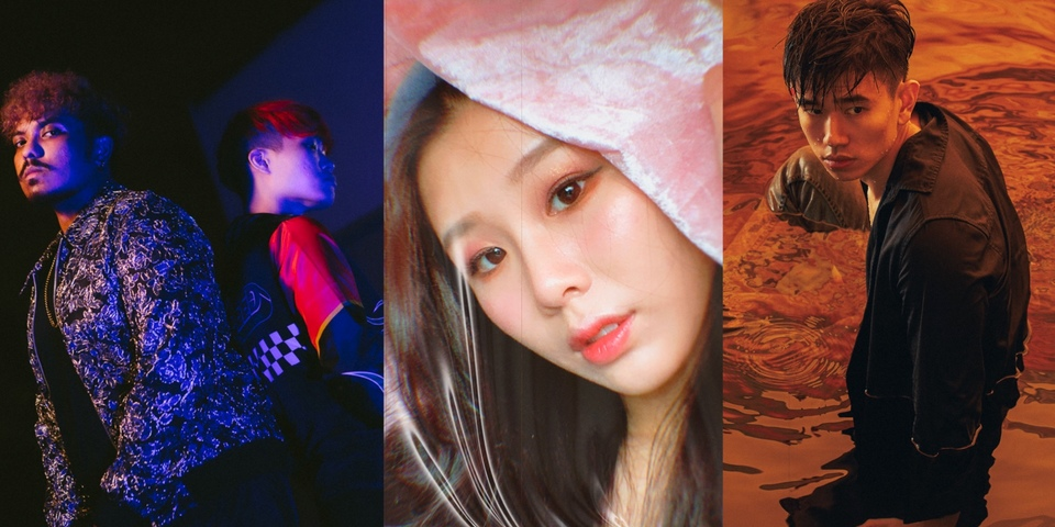 Hear65 Music Reviews: New Releases from Estelle Fly, Jason Yu, HYBRD, and more