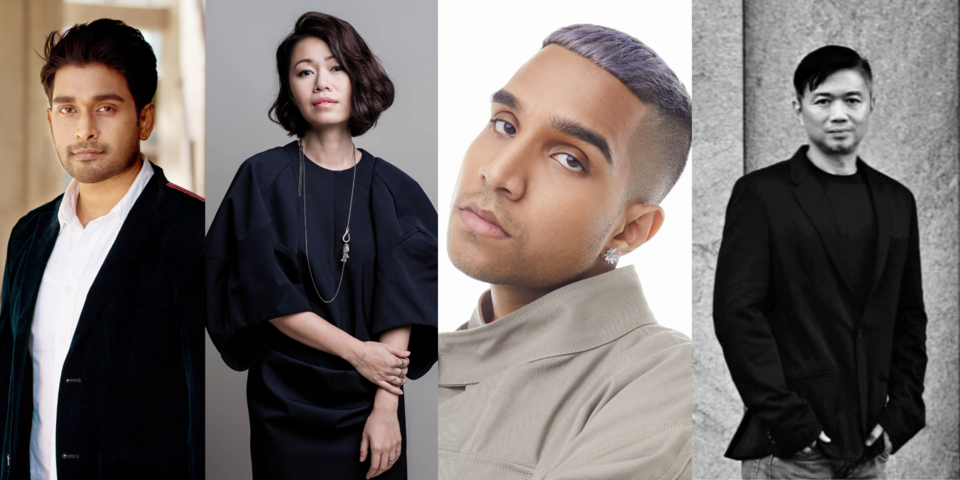On a mission to connect: Shabir, Joanna Dong, Yung Raja and George Leong discuss the importance of creating music in our Mother Tongue