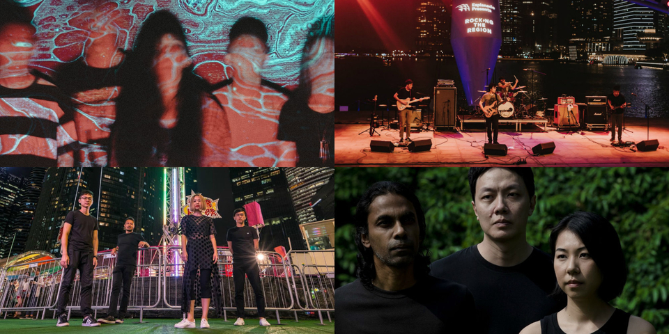 Dive into Singapore's undying rock scene with Caracal, Sphaeras, Astreal, The Observatory, and more