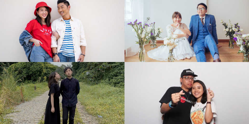 Love is in the air: Singaporean musician couples share their theme songs