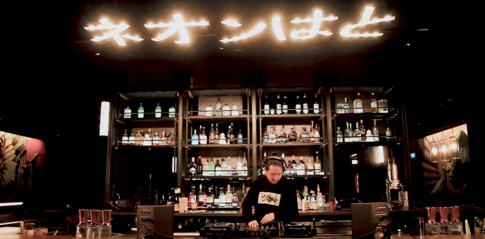New video series 'local' combines DJ performances and nightlife venues