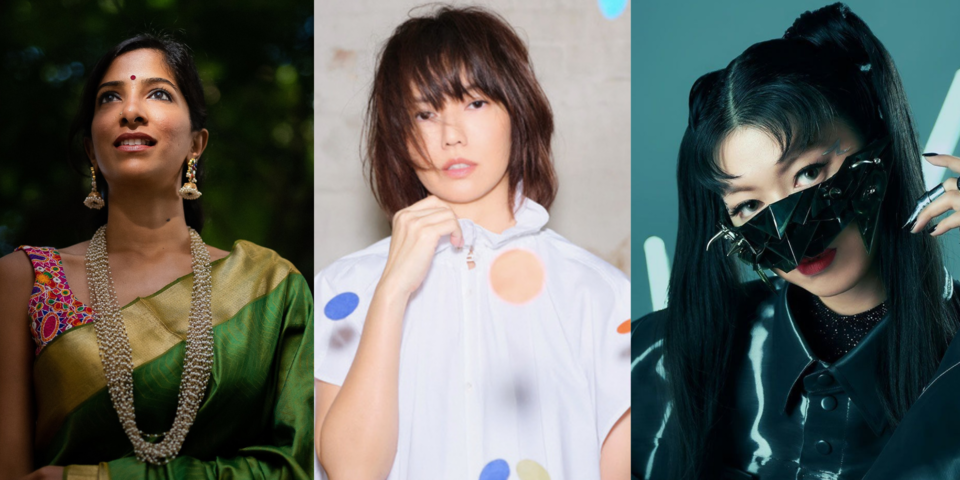 10 women leaders in music to celebrate this International Women's Day - featuring Stefanie Sun, Sushma Soma, Som Said, Jasmine Sokko, and more