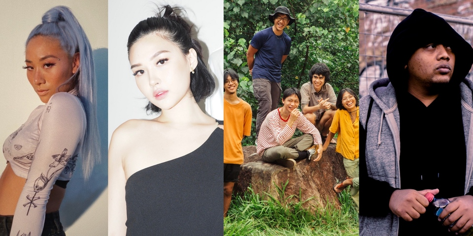 RRILEY, Hashy, Subsonic Eye, Akeem Jahat, and more to headline *SCAPE Youth Music Awards 2021