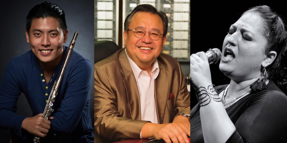 Jeremy Monteiro, Rit Xu, Alemay Fernandez, and more to perform at this year's Lion City Youth Jazz Festival