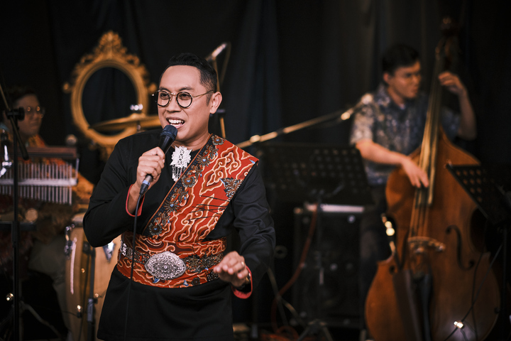 Celebrate Hari Raya with a playlist of festive tunes curated by Rudy Djoe
