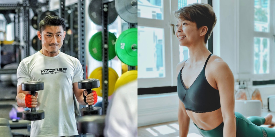 Of barbells and basslines: 6 #fitspo Singaporean musicians who preach fitness on the daily