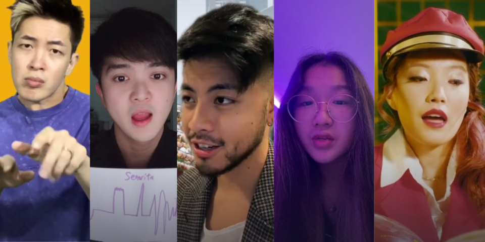 9 Singaporean musicians on TikTok that blew up on our #FYP feeds recently