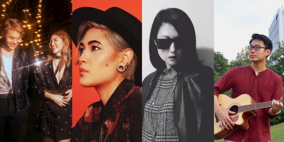 Hear65 Music Reviews: Homeground Studios, Rangga Jones, QYO, Shirley Ho, Foo Hsien Weng