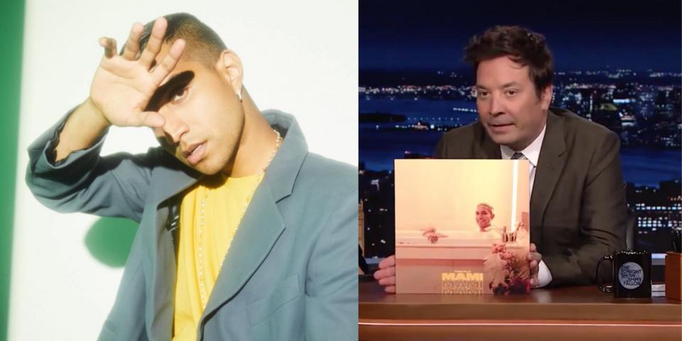 Yung Raja's 'Mami' stars on Jimmy Fallon's The Tonight Show