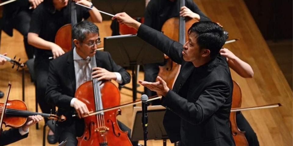 Singaporean music conductor Adrian Tan, aged 44, dies from cardiac arrest