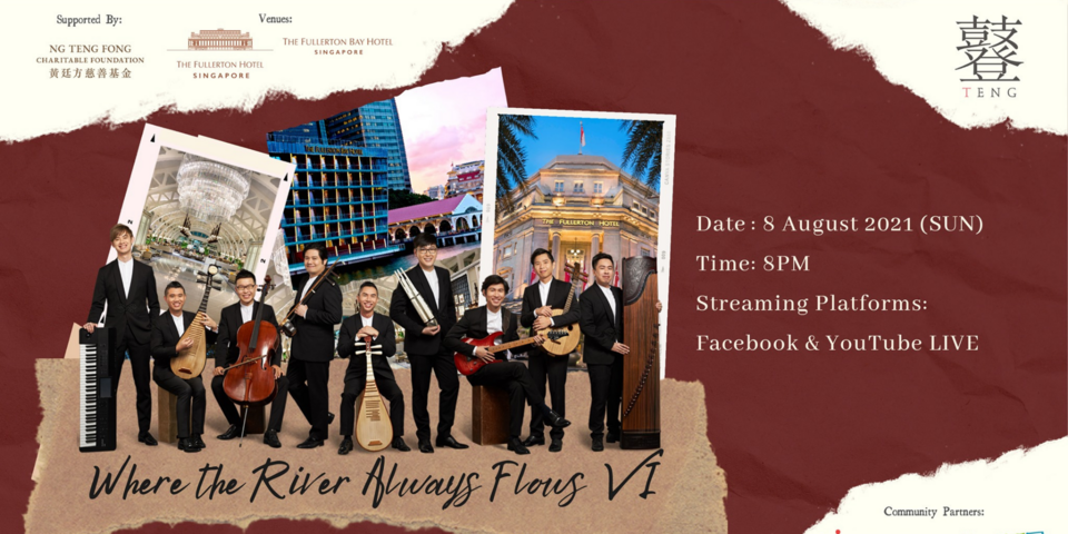 The TENG Company returns with annual concert series 'Where the River Always Flows'