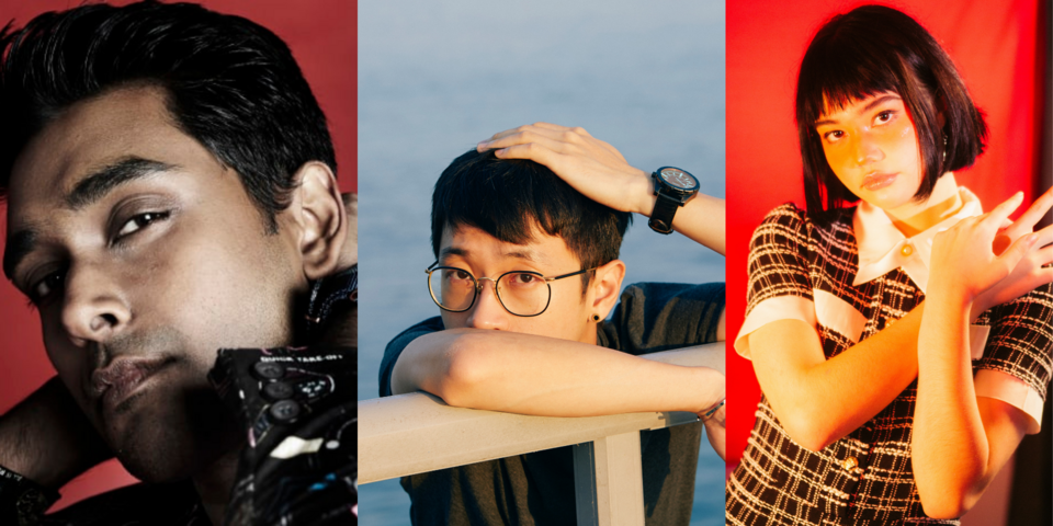 What 'The Road Ahead' looks like for NDP artists Shye, Shabir, and evanturetime