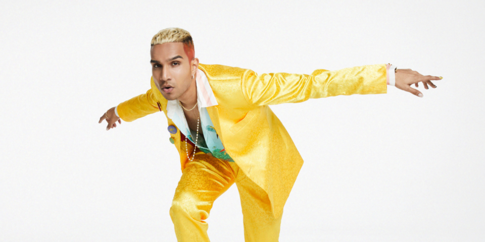 """""""It's a win for everybody"""": Yung Raja on being featured on Fallon, his latest release 'Spice Boy', and his new clothing brand Peace Oeuvre"""