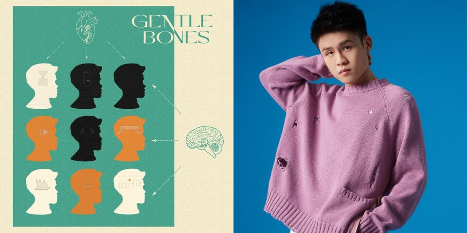 After 8 years, Gentle Bones announces debut album with tracks from Jasmine Sokko and lewloh