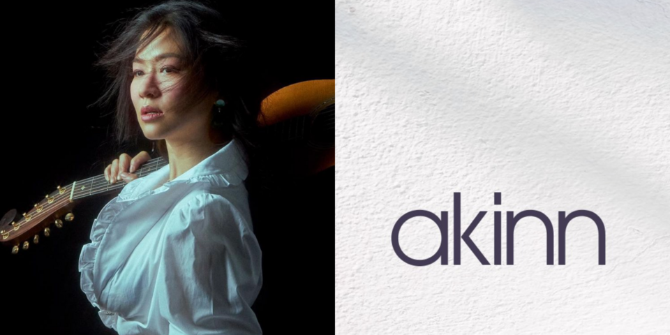 Inspired by her track 'trees', inch teams up with AKINN for fashion capsule collection