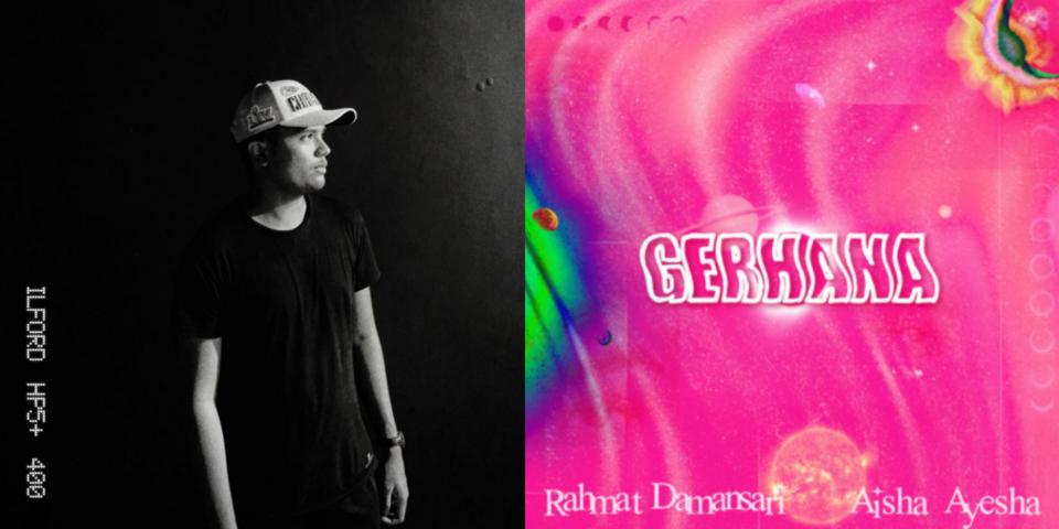 Rahmat Damansari debuts eclipsing track 'Gerhana' with Aisha Ayesha