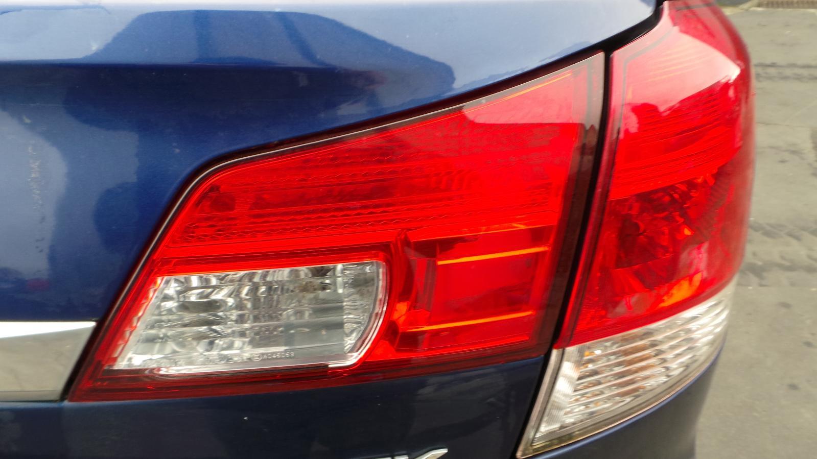 Left Rear Strut Outback Subaru 2013