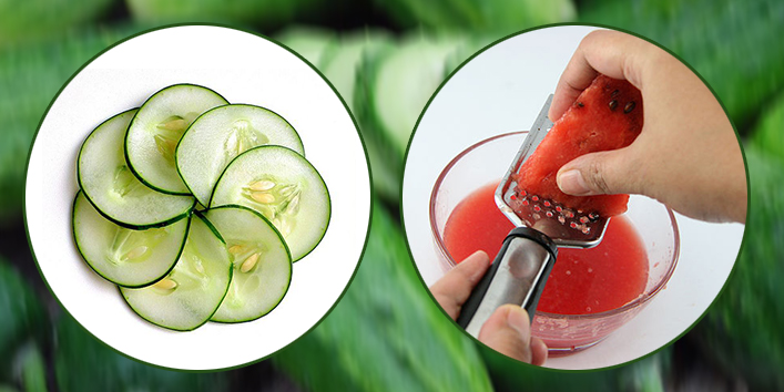 Cucumber-and-watermelon-juice