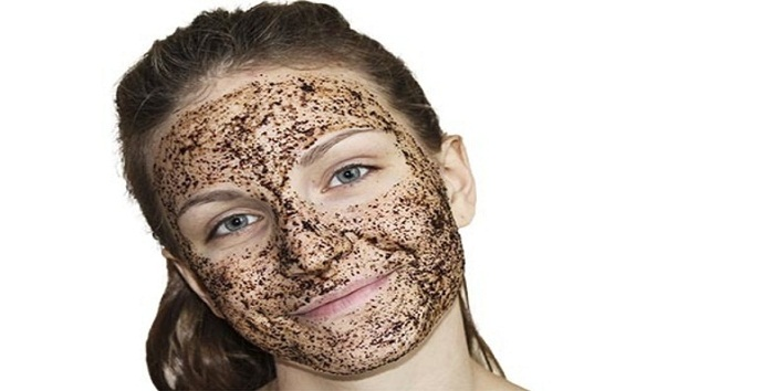 Coffee for preventing excess oil and blackhead