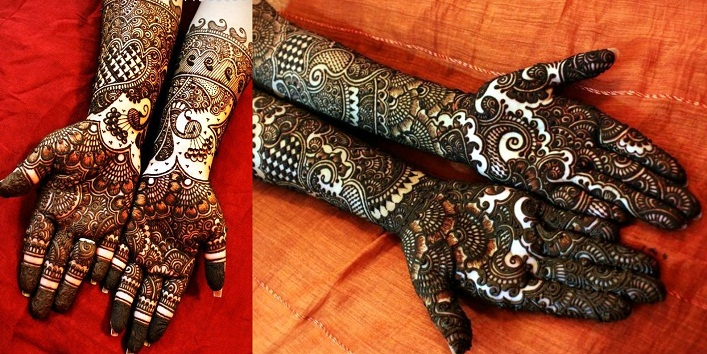 Mehendi Is Dark And Beautiful5