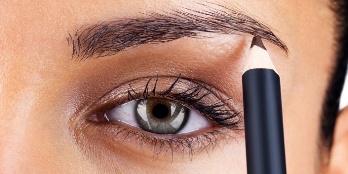 Get the desirable shapes of your eye brows at home5