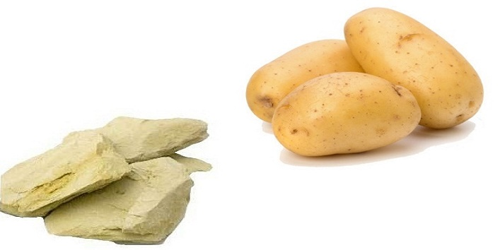 Potato face pack to give you glowing skin2