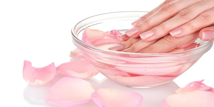 homemade manicure scrubs for perfect manicure at home1
