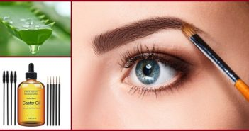Perfect Home Remedies To Get Naturally Thick Eyebrows
