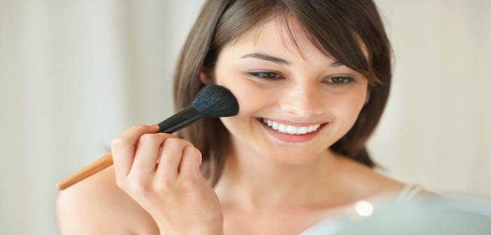 Pros and cons of applying makeup cover