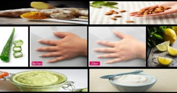 Anti-Tan Home Remedies For Tanned Hands