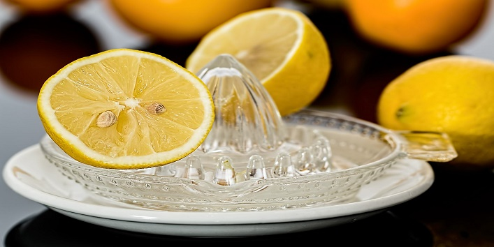 Lemon juice to get protection from harmful sun rays
