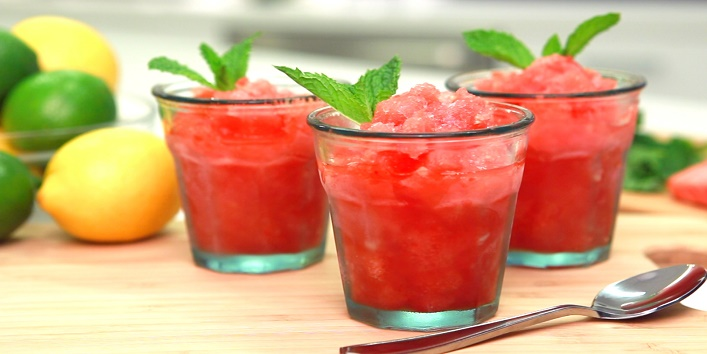 Watermelon drink recipe