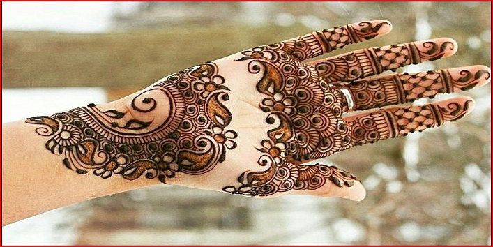 importance of mehandi
