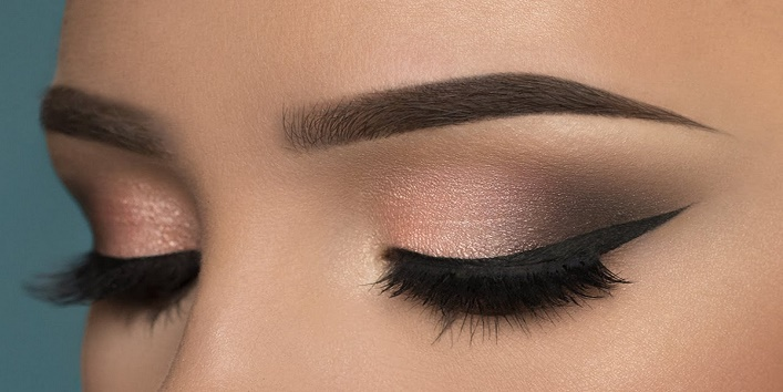 How to get smoky look of your eyes