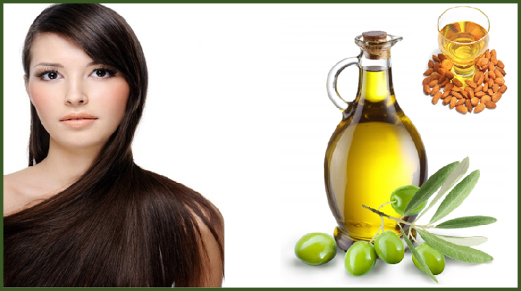 how to get beautiful and shiny hair using these oils