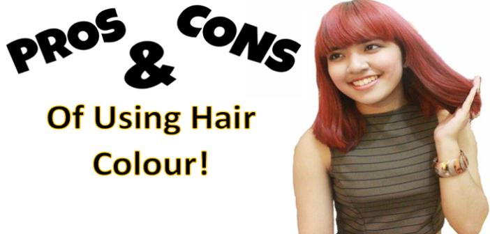 Pros And Cons That Every Girl Should Know About Hair Colour! cover