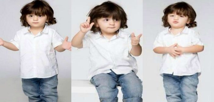 6 Super Cute Looks Of Abram Khan Which Would Make You Fall In Love cover
