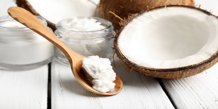 Cook-food-with-coconut-oil