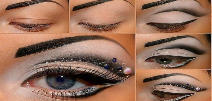 makeup tips to make your small eyes beautiful cover