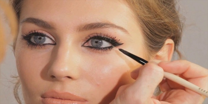 Right way to use Eyeliner