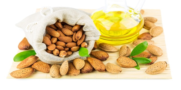 Almonds-and-Almond-Oil Cover pic