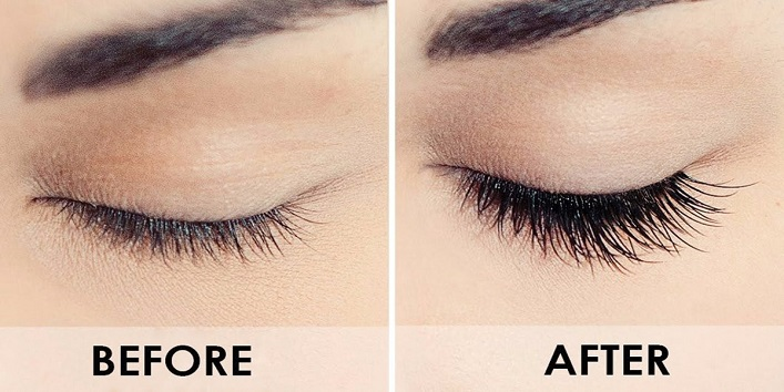 For thick lashes