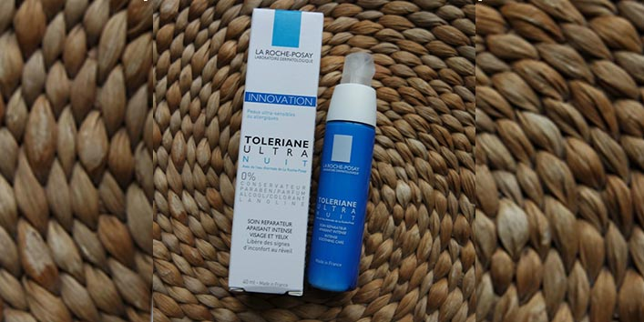 Roche-Posay Toleriane Ultra Night Face Moisturizer