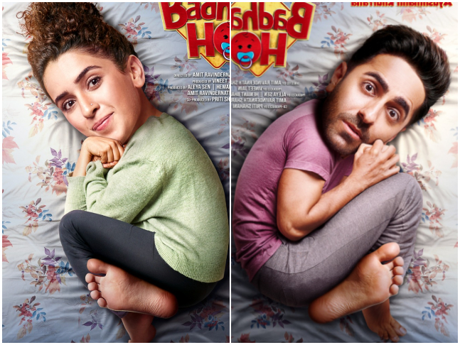 Image result for badhaai ho movie poster