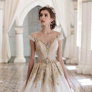 11 Intricate Wedding Dresses You'll Fall For Under S$3,000