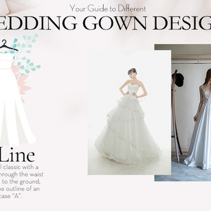 What Are The Different Styles Of Wedding Gowns You Can Choose From?