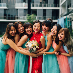Top 10 Creative Bridesmaid Dresses Ideas That Are Simply Stunning