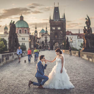 8 Trending Destinations For Overseas Wedding Photoshoots - Part 1